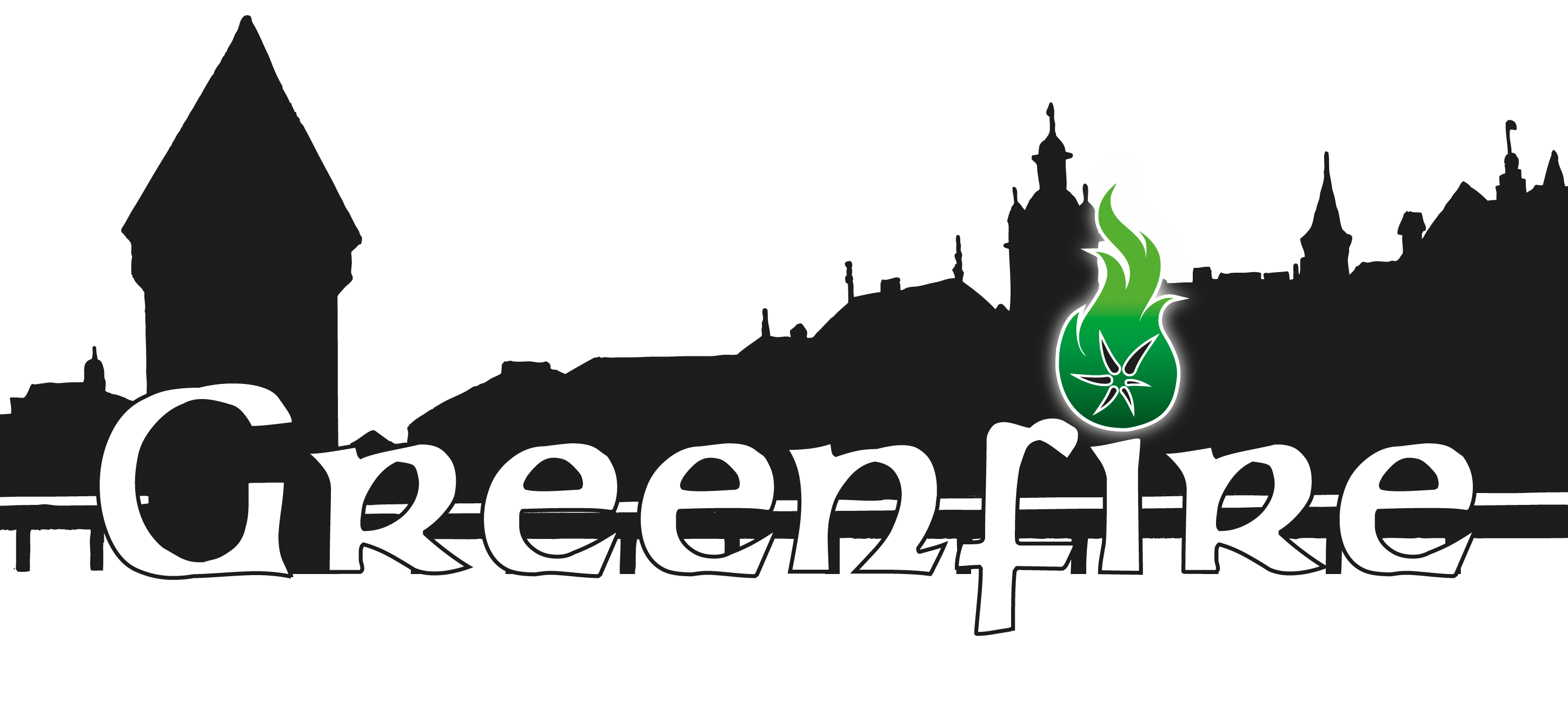 Logo Greenfire - burning since 1999